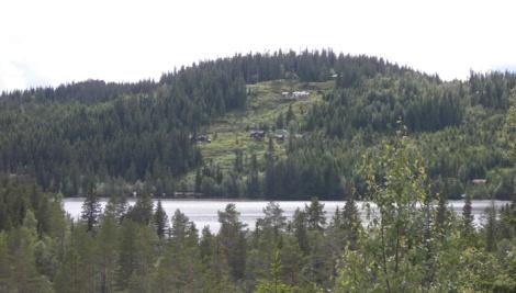 Utsikt fra Sovarodden mot vest